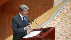 EN DIRECTO: Pleno de investidura de Ángel Garrido como presidente de