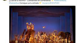 Cachondeo con las respuestas de la gente a este tuit del musical de 'El Rey