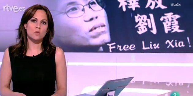 Mara Torres contra la manipulación en TVE: