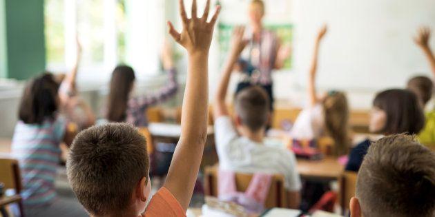 Una maestra de infantil emociona con lo que hizo con uno de sus