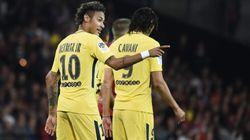 Así ha sido el primer gol de Neymar con el
