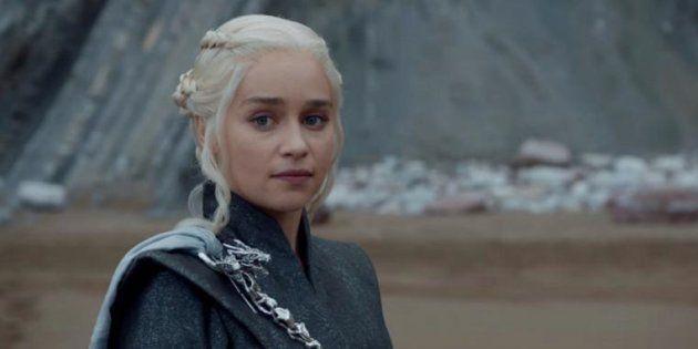 Emilia Clarke, sobre 'Juego de Tronos':