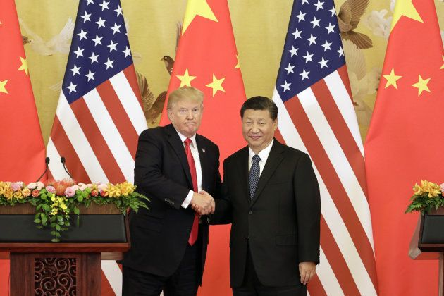 Donald Trump y Xi