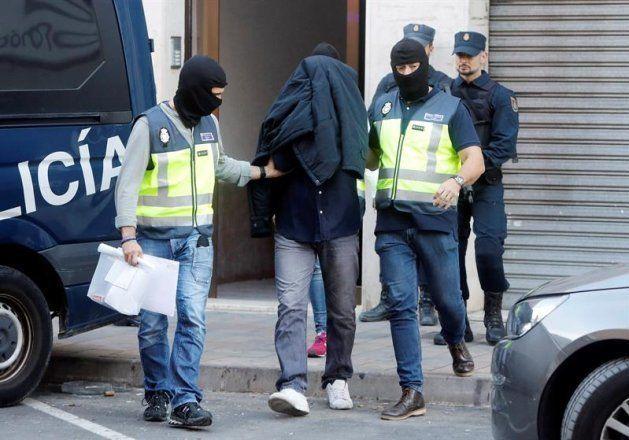Detención de un supuesto yihadista en