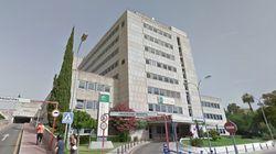 Rescatan a un menor atrapado en un ascensor del Hospital Materno de Málaga cuando iba a ser