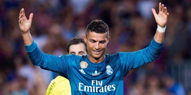 Cristiano Ronaldo, sancionado con cinco