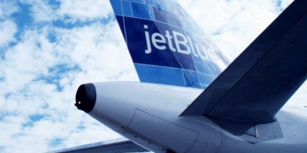 La aerolínea JetBlue desvia tres vuelos