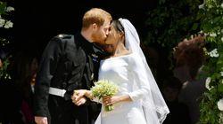 Ya son marido y mujer: todos los detalles de la boda