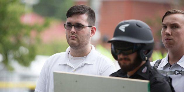 El acusado de embestir a la multitud en Charlottesville