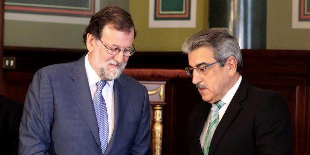 Nueva Canarias, el partido que pacta con