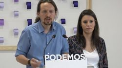 El detalle de esta foto de Iglesias y Montero que más ha llamado la
