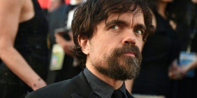 El actor Peter