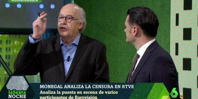 Ferrán Monegal carga contra TVE por el fracaso de Amaia y Alfred en Eurovisión