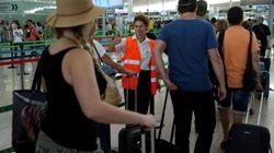 El personal de Prosegur estudia ir a la huelga en los aeropuertos de Valencia y