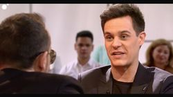 Christian Gálvez cuenta en 'Chester' cómo se enamoró de Almudena
