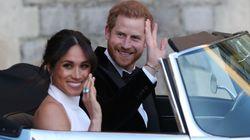 Cómo Meghan Markle y el príncipe Enrique homenajearon a Lady