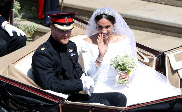 Todos los sutiles homenajes a Lady Di en la boda real entre Meghan Markle y el príncipe