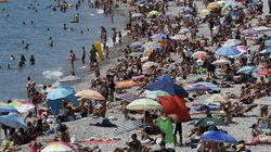 Ya son 339 los ahogados en España este año, un 40% más que en el mismo periodo de