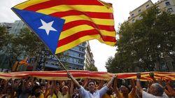 La movilización soberanista de la Diada cuenta ya con más de 50.000 inscritos y mil