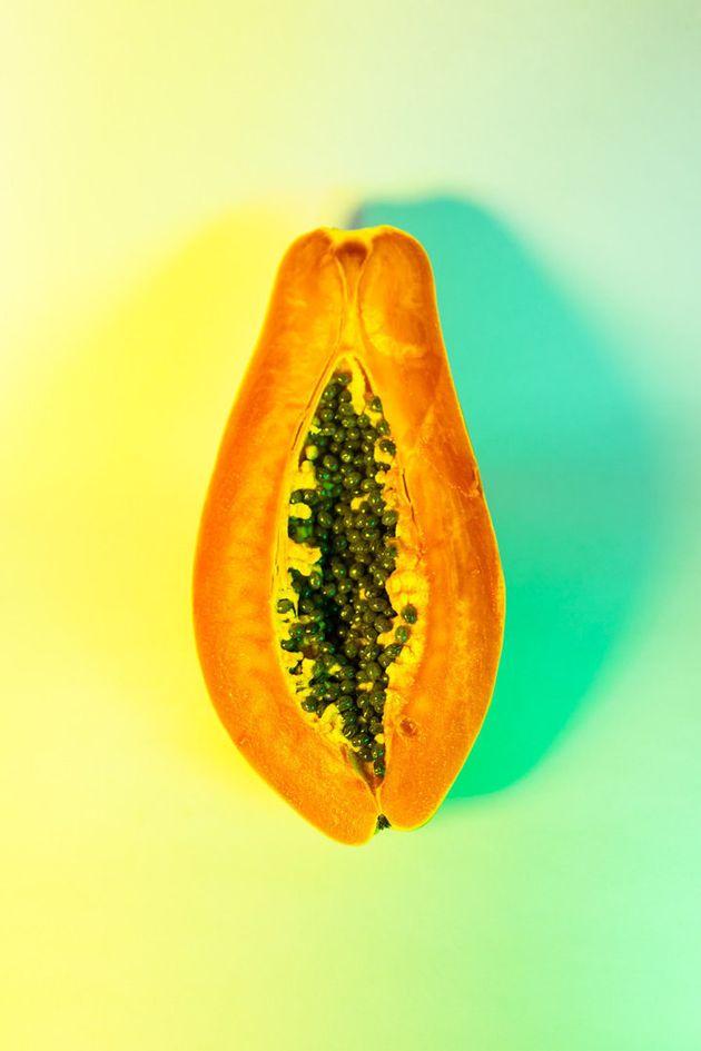 De un día para otro, mis niveles de lubricación subieron de cero a 'papaya madura'