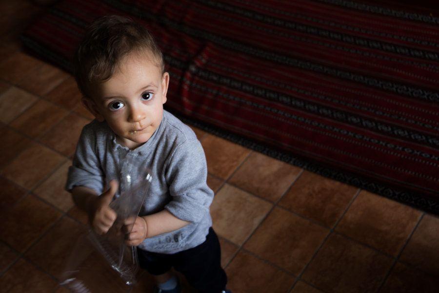 Abdalá, el hijo menor de