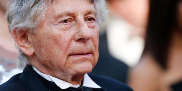 Roman Polanski en el festival de cine de Cannes de