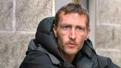 """El mendigo """"héroe"""" del atentado de Manchester, acusado de robar a las"""