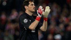 Cesc Fábregas a Iker Casillas: