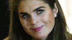 La Casa Blanca nombra a Hope Hicks como directora de comunicaciones