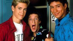 Así están los actores de 'Salvados por la campana' 25 años después del final de la