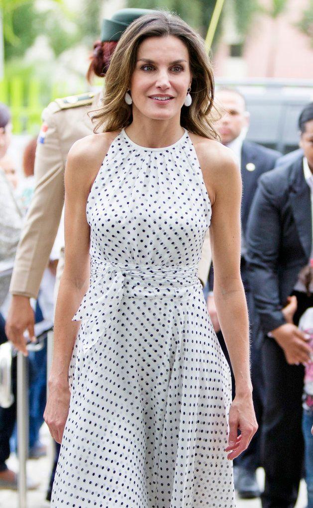 El 'look' de la reina Letizia que muchas van a querer copiar en eventos