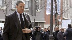 Detenido Eduardo Zaplana por presunto delito de blanqueo de