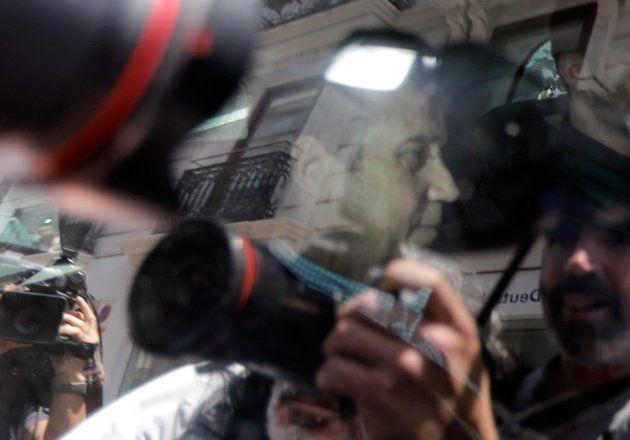 Detenido el exministro Eduardo Zaplana por presunto delito de blanqueo de