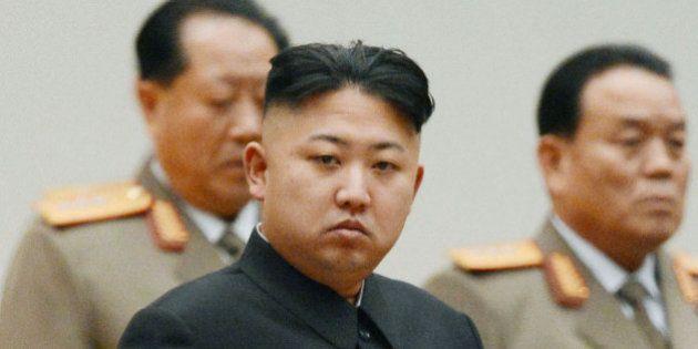 El divertido efecto óptico de Kim Jong Un en el telediario de