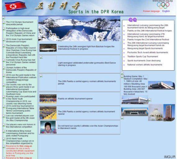 Corea del Norte sólo permite el acceso a 28 webs. Éstas