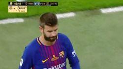 El cántico con el que el Bernabéu vaciló a Piqué al ser