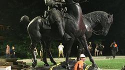 Varias ciudades de EEUU planean retirar monumentos y placas de la