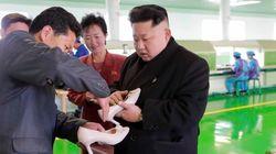 Kim Jong-Un y la fábrica de tacones