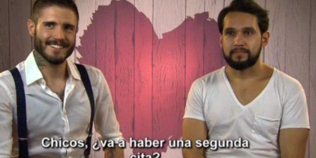 'First dates' junta en una cita a dos jóvenes con un tenso pasado