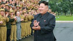 Kim Jong-un lleva 30 minutos de