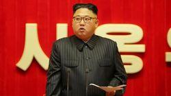 Kim Jong-un quiere clavar la bandera de Corea del Norte lejos... muy