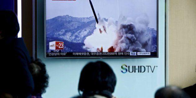 Corea del Norte lanza nuevos misiles de corto alcance al