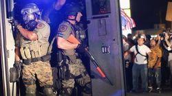 Dura noche de disturbios en Ferguson pese a la llamada a la calma de