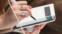 Las baterías del Galaxy Note 4 está siendo reemplazadas por riesgo de