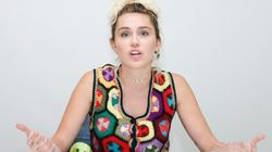 El mensaje entre lágrimas de Miley Cyrus a Donald