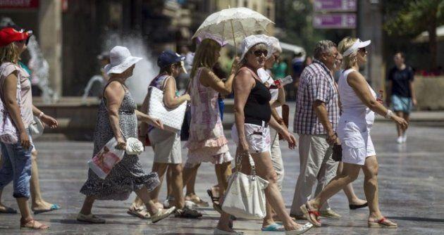 España contra la gallina de los huevos de