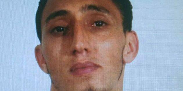 Fotografía facilitada por la Policía Nacional del joven de origen magrebí que responde al nombre de Driss...