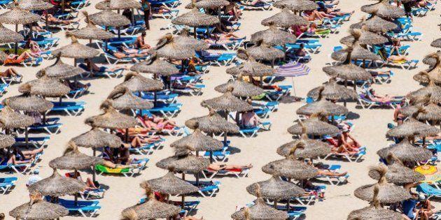 Turismo en España: récord de llegadas hasta julio con 36,3 millones de
