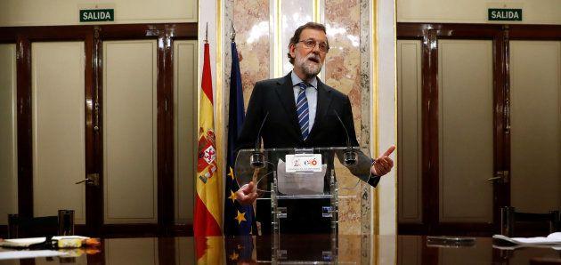 Rajoy aprueba los presupuestos de 2018, gracias al apoyo del