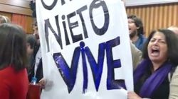 'Escrache' a Ana Botella por su último derribo en Madrid